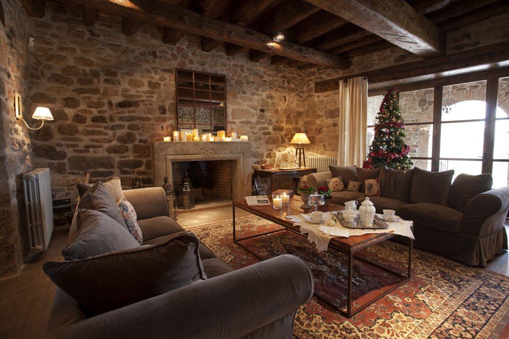 Casa rural con encanto cirera d 39 avall - Casa rural lujo ...